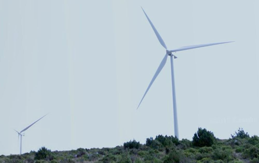 Project Management of the Wind Farm Chumillas 45 MW